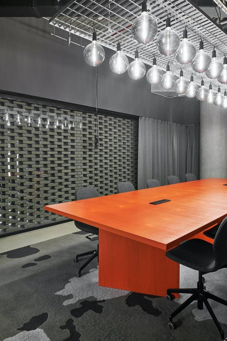 Barrage Office - Conference Room